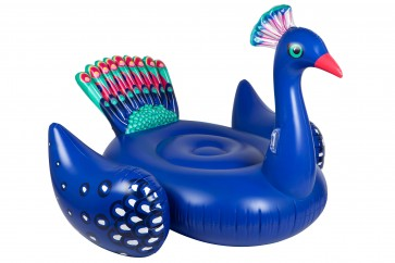 opblaasbare ride-on float Peacock