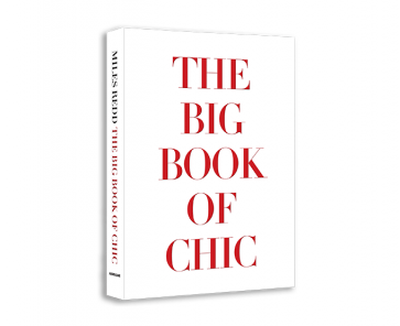 Koffietafel boek The big book of chic Assouline