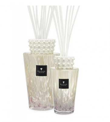 Baobab Collection Totem Luxury diffuser White Pearl 2L | Witte Muskus – Jasmijn