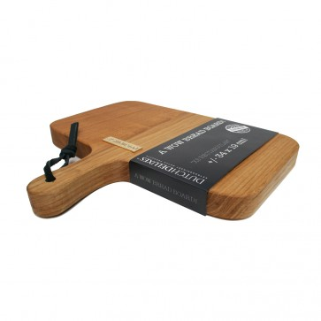 Dutchdeluxes Bread Board XS Rectangular | Solid Oak