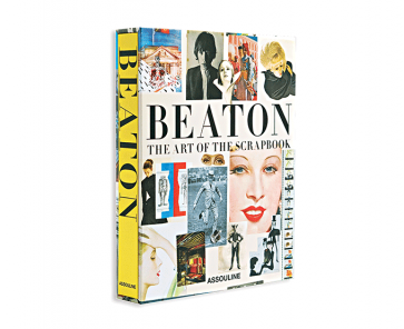 Assouline boek Cecil Beaton: The Art of The Scrapbook