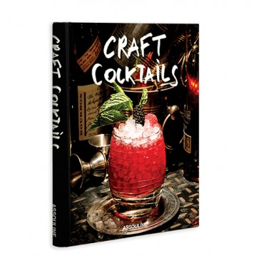 Boek Craft Cocktails Assouline