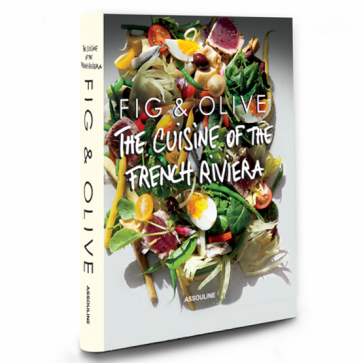 kookboek fig & olive assouline
