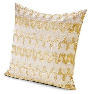 Missoni Home Ormond Gold sierkussen