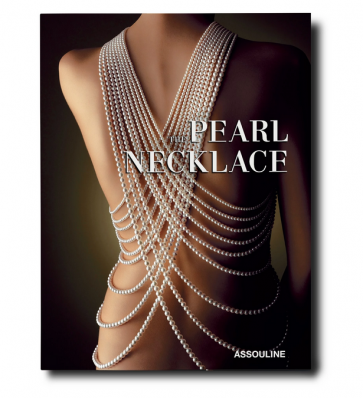 Assouline Koffietafelboek The Pearl Necklace