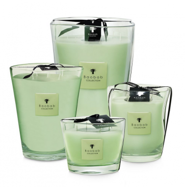 Baobab Collection Vidre Poetry geurkaars | Mos – Cederappel - Chypre