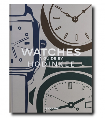 Assouline Koffietafelboek | Watches: A Guide by Hodinkee
