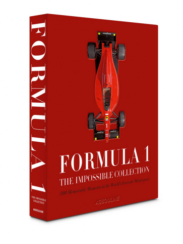Assouline Formula 1: The Impossible Collection