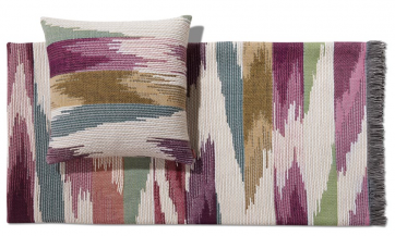 Missoni Home plaid Alanis