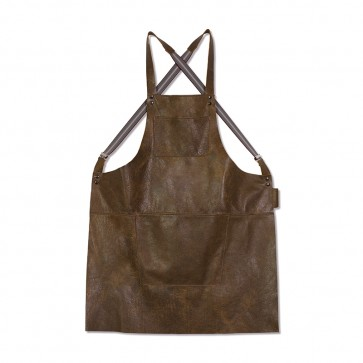 Dutchdeluxes Suspender Aprons Vintage Leather | 2 kleuren