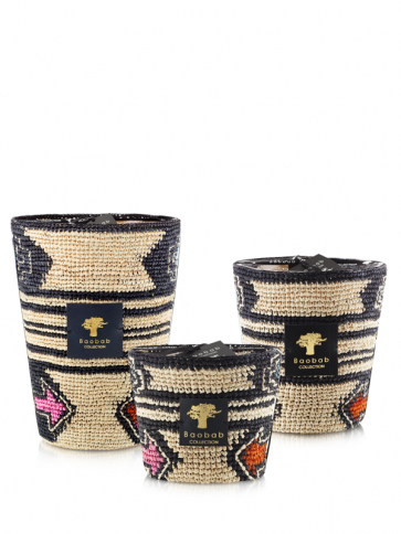 Baobab Collection Mabhokho Limited edition geurkaars