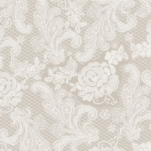 Tafelservetten Lace Royal taupe