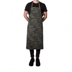 Dutchdeluxes Amazing Aprons Extra Long BBQ Style Canvas