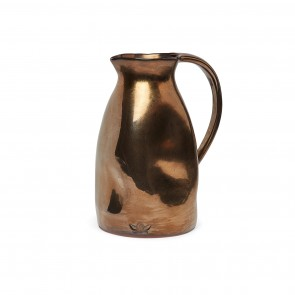 Dutchdeluxes Dented Jug | Platinum
