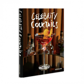 Boek Celebrity Cocktails Assouline