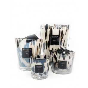 Baobab Collection geurkaars Black Pearls