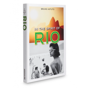 Assouline Koffietafelboek In the Spirit of Rio