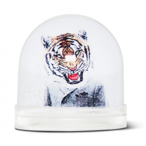 Snowglobe shake it baby | Tigerman