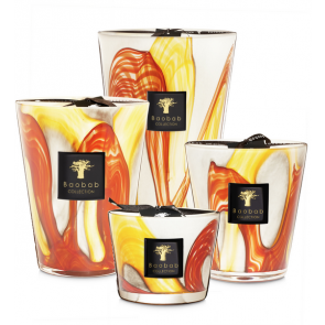 Baobab collection Nirvana Bliss limited edition geurkaars | Citrus - neroli - vetiver