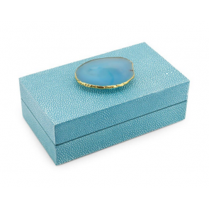 Krizia agata box | Blue