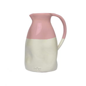 Dutchdeluxes Dented Jug | Pink