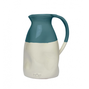 Dutchdeluxes Dented Jug | Marine