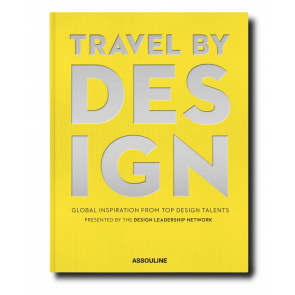 Assouline Koffietafelboek Travel by Design