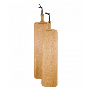 Dutchdeluxes Bread Board XL Slim Fit | Solid Oak
