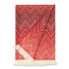 Missoni Home plaid Timmy | Rood