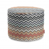 Missoni Home cilinder poef Westmeath
