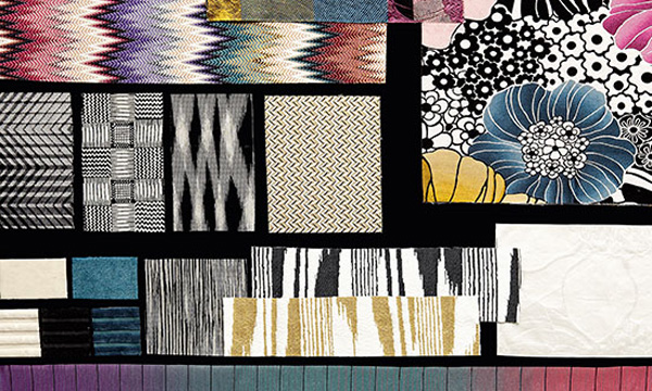 Missoni Home Collectie ANEMONES